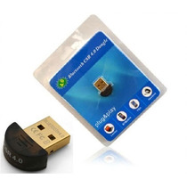 Mini Adaptador Bluetooth 4.0 - Windows Xp, Vista , 7, 8