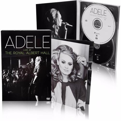 adele live at the royal albert hall dvd cd r 49 99 no mercadolivre. Black Bedroom Furniture Sets. Home Design Ideas