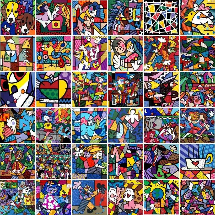 Adesivo azulejos decorativos 36 unidades frete gr tis for Azulejos decorativos
