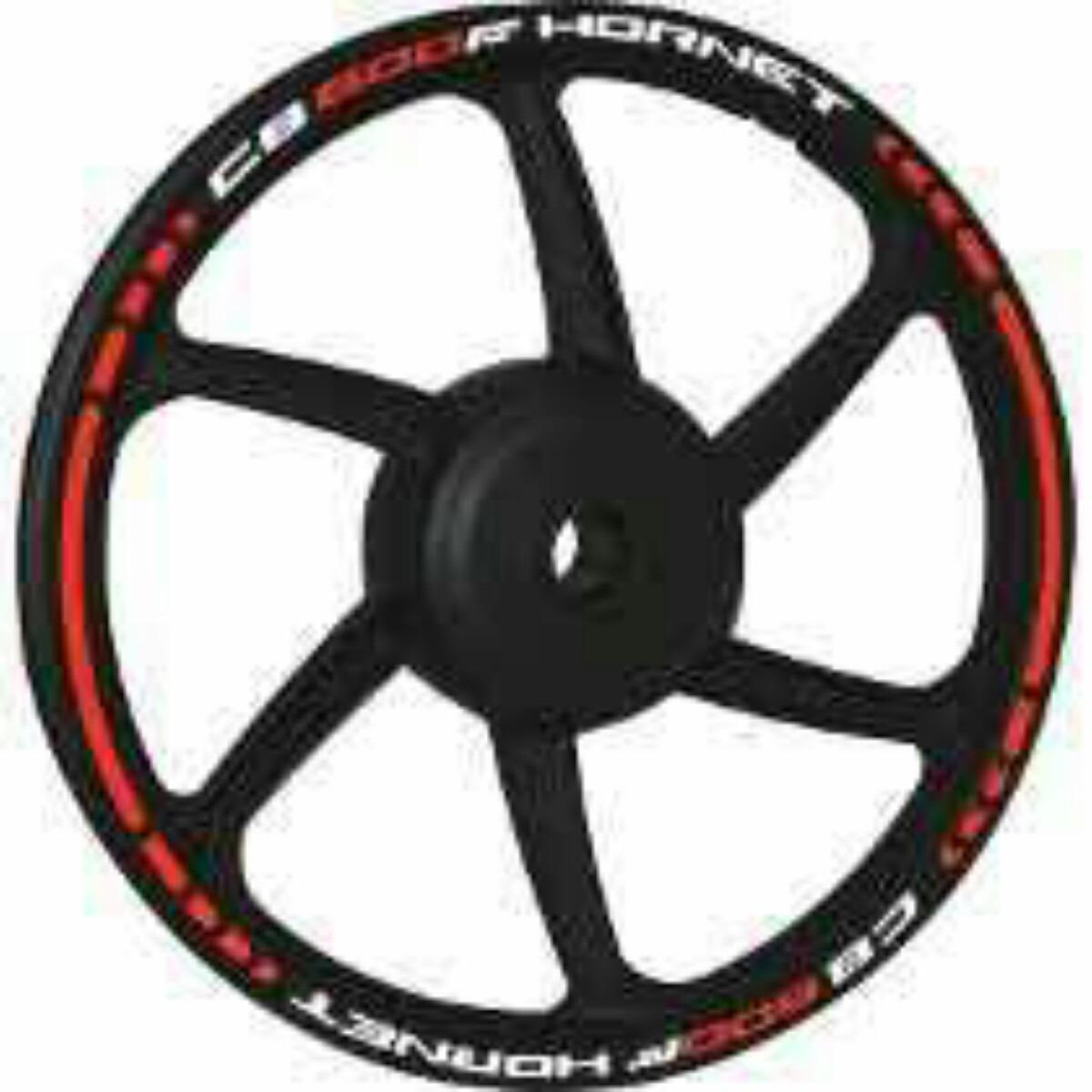Adesivo De Roda Branco ~ Adesivo De Roda Cb600f Hornet R$ 79,90 no MercadoLivre
