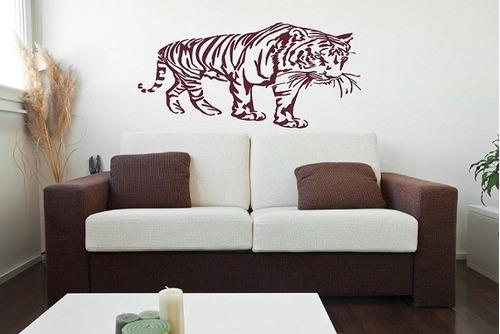Armario Aço Escritorio ~ Adesivo Decorativos De Parede Onça Gato Casa E Apartamento R$ 29,99 no MercadoLivre