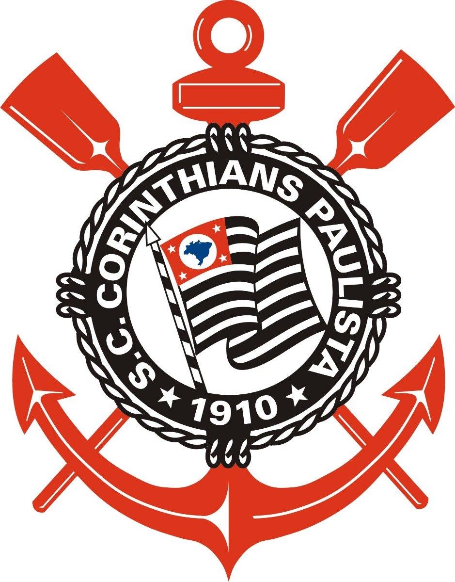 Adesivo De Parede Do Corinthians ~ Adesivo Do Corinthians Gigante 1 02 X 0,80 R$ 80,00 no MercadoLivre