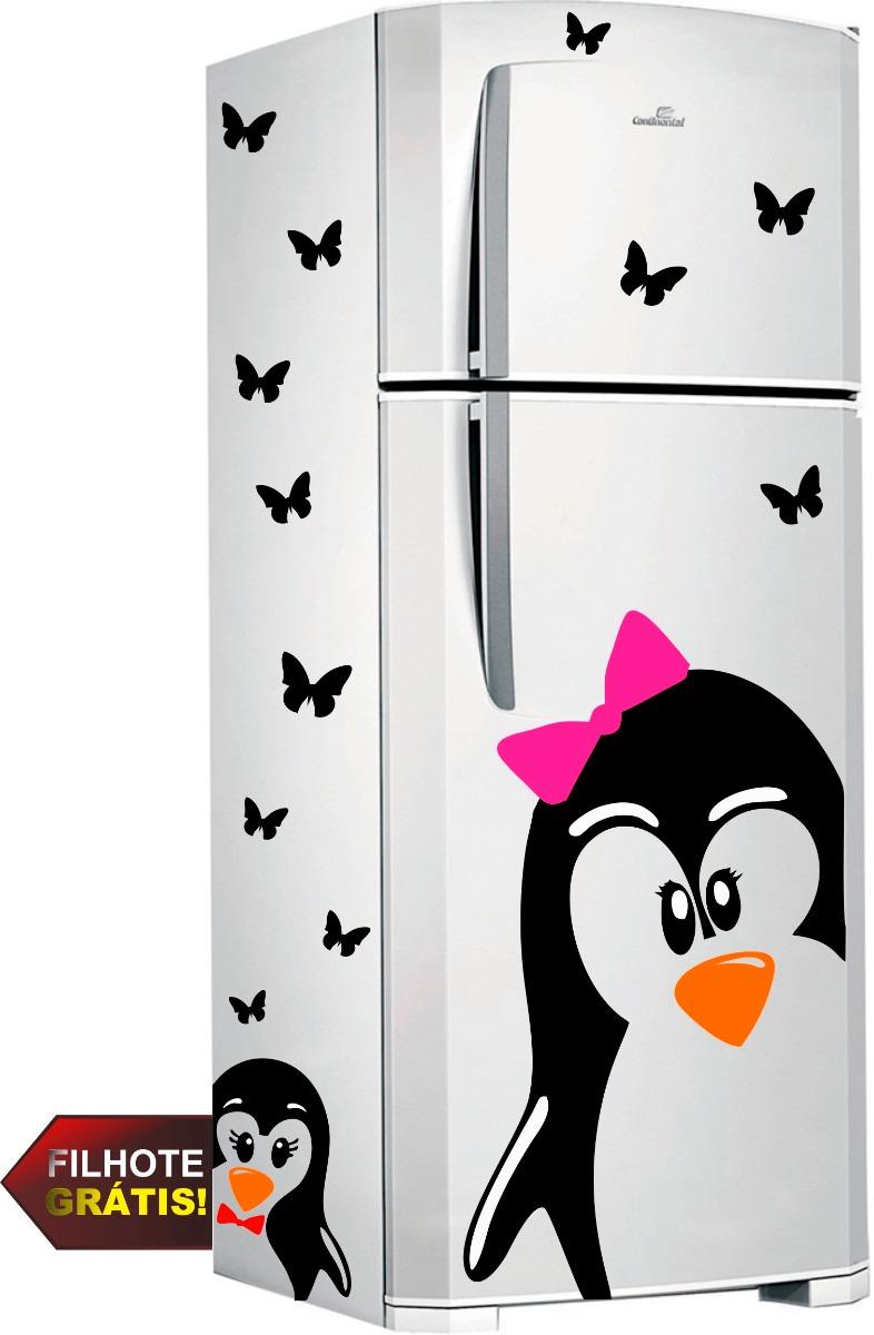 Adesivo De Parede Sjc ~ Deixando a geladeira mais divertida Decoraç u00e3o Salvador