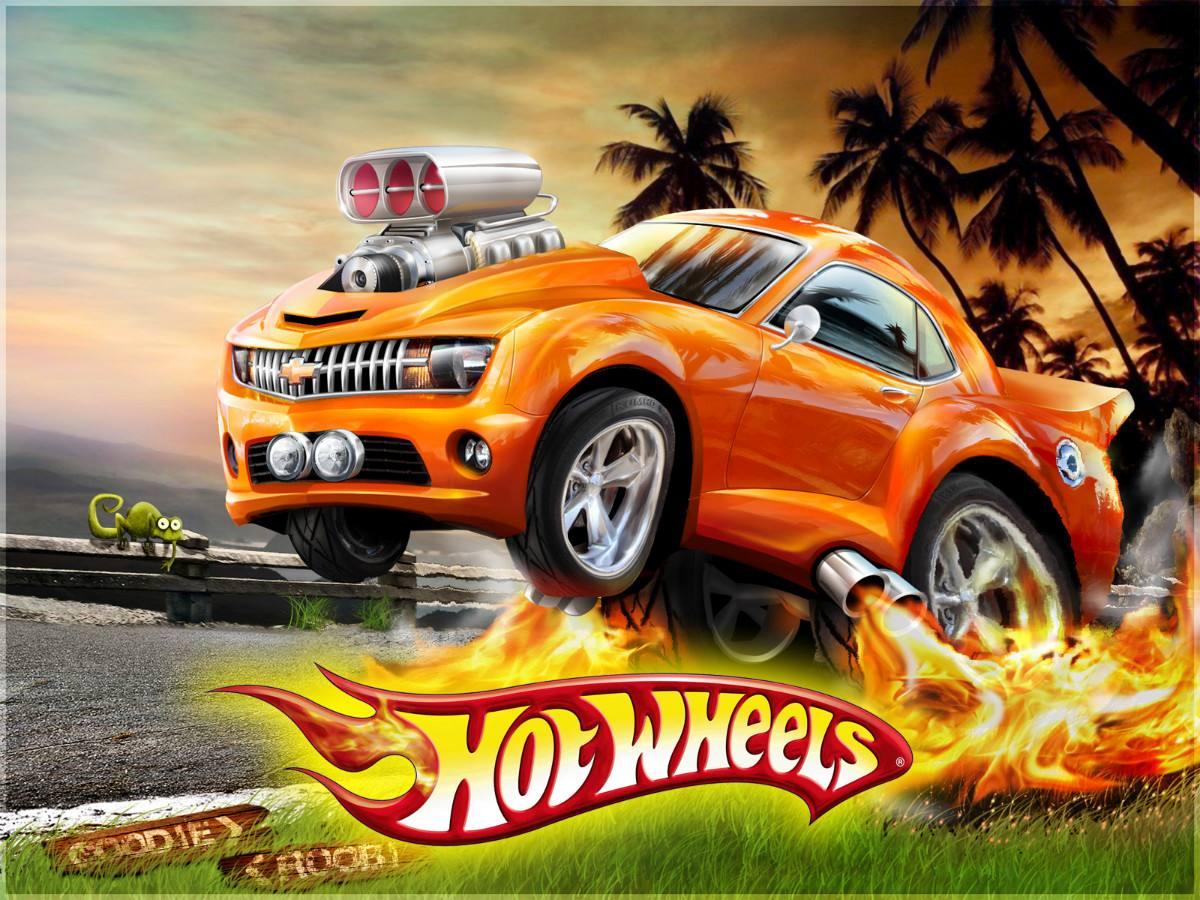 Adesivo Hot Wheels Para Paredes Móveis E Portas R$ 60,00