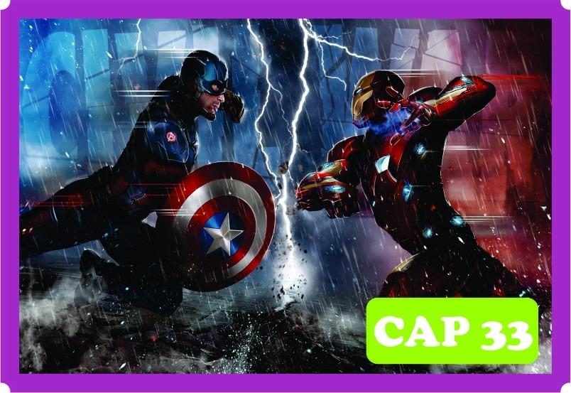 Papel De Parede Do Capitao America: Adesivo Papel De Parede Capitão América Homem De Ferro 10