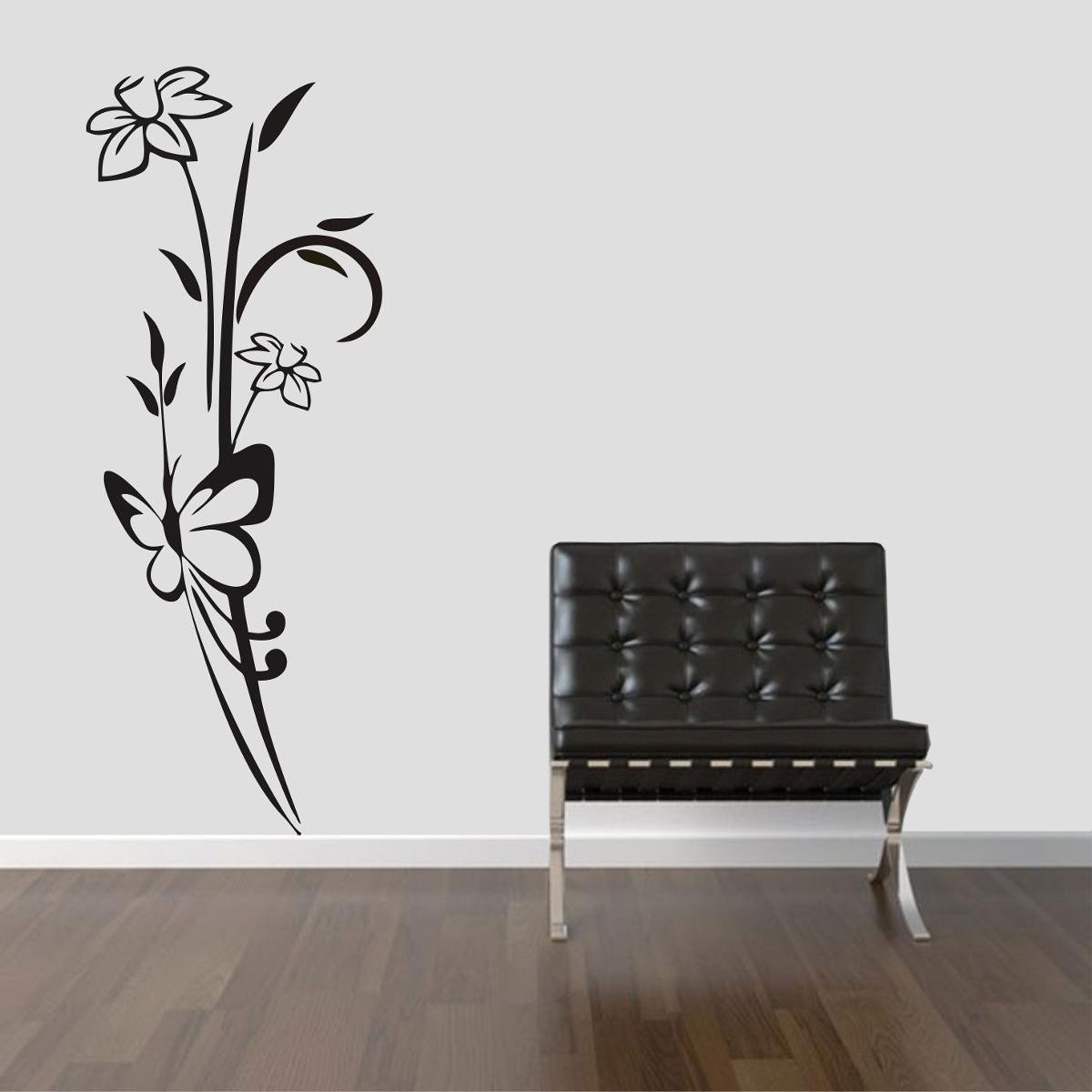 Adesivo Box Banheiro Floral Frete Grtis Pic 5 Pictures to pin on  #5C4E43 1200x1200 Adesivo Blindex Banheiro