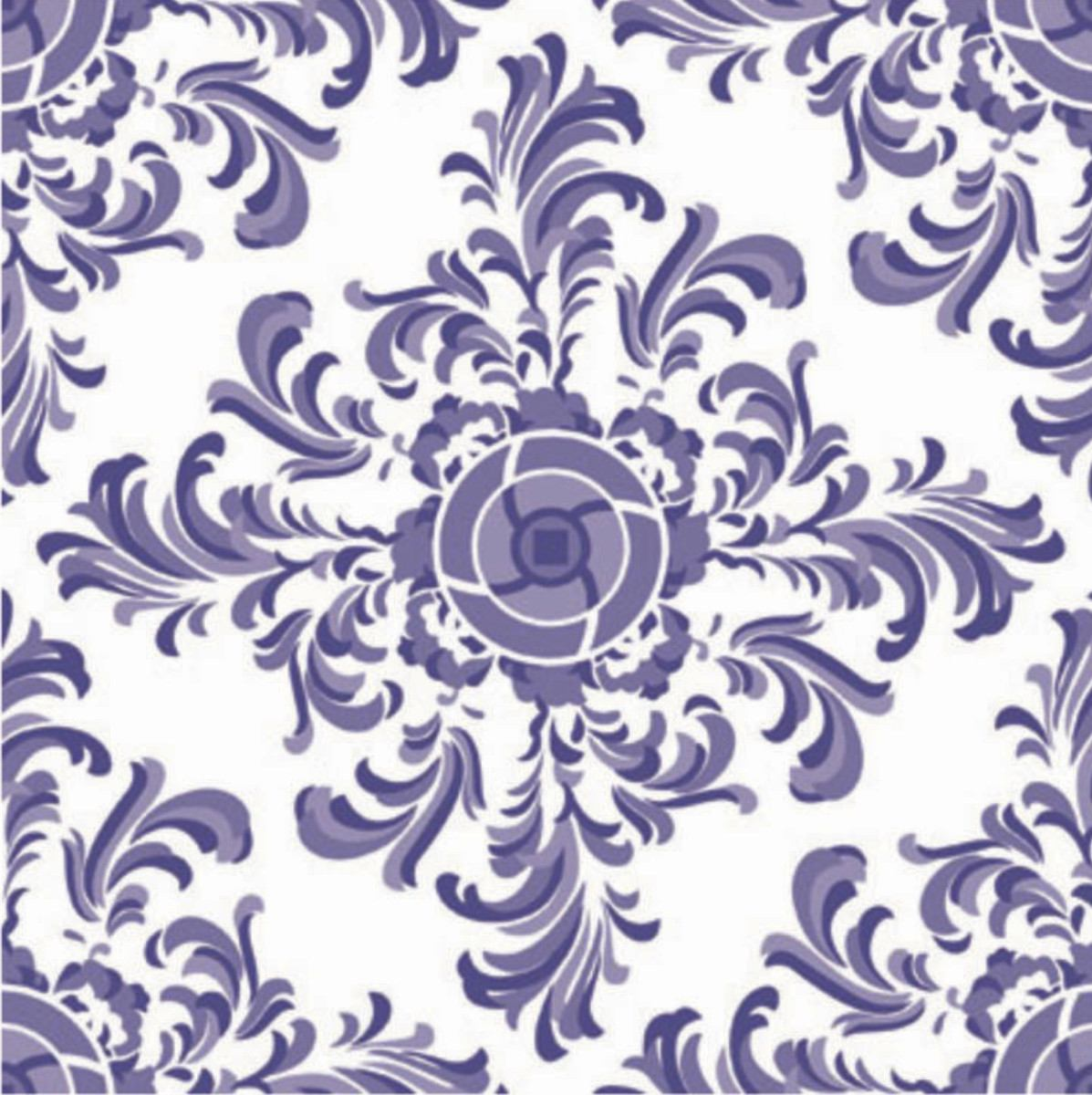 Adesivo Pastilha Azulejo Ladrilho Hidráulico Ou Parede 10cm R$ 1 58  #4E477F 1197x1200 Azulejo Banheiro Parede