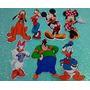 50 Mickey E Minie Seus Amigos 7,5cm