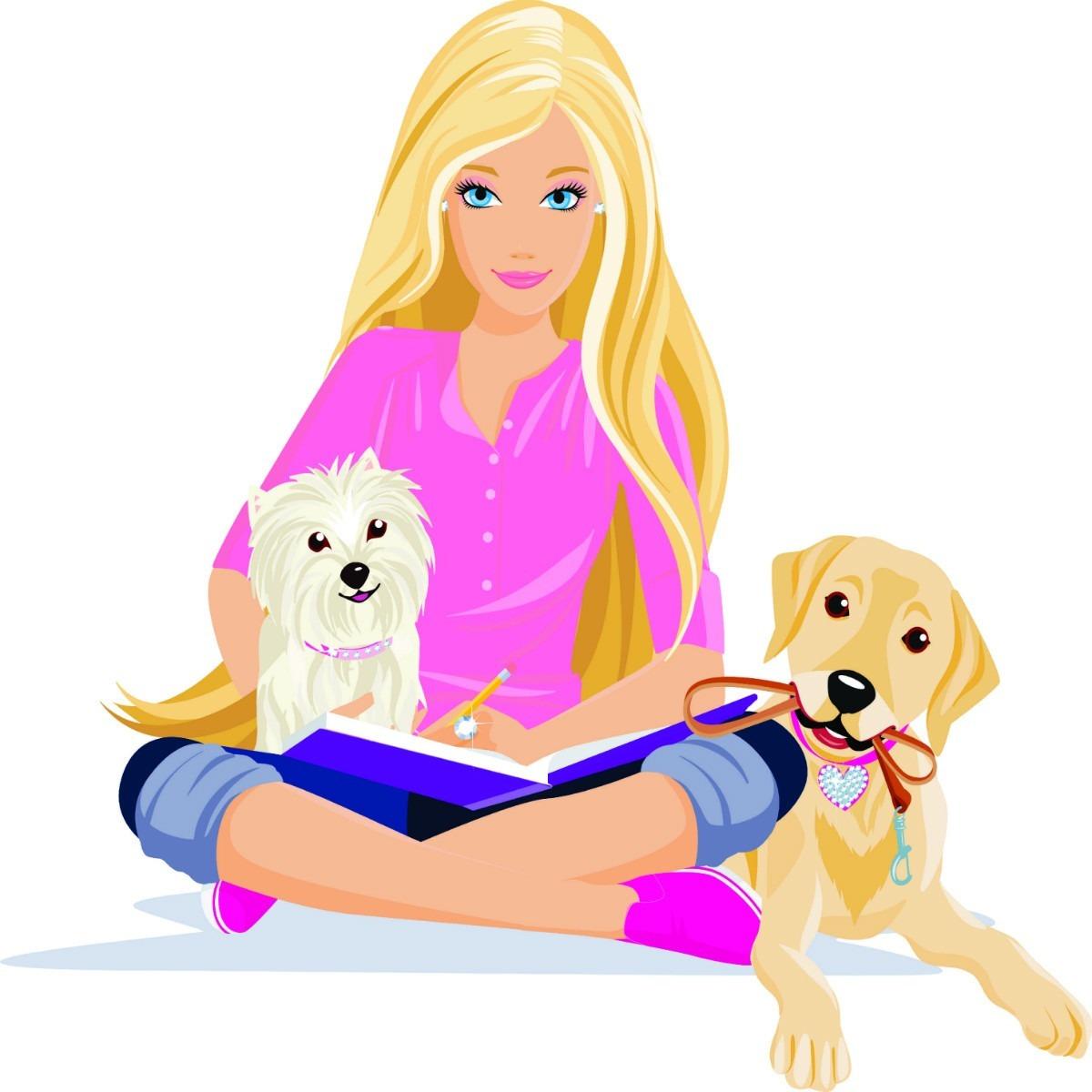 Pin Fazemos Adesivos Impressos E Recortados Em Diversos Formatos Times  #C605B3 1200x1200 Banheiro Da Barbie Mercadolivre
