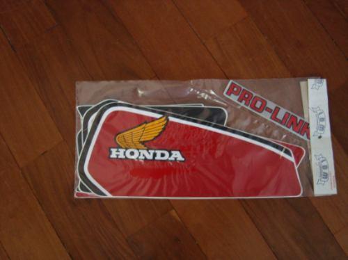 Adesivos Da Honda Xl250 Completo