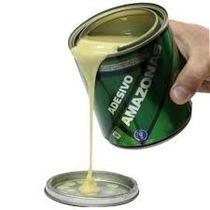 Cola De Contato 750g Amazonas Cola Couro E Piso Eva/borracha