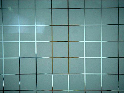 Adesivos Decorativos Para Vidros, Vitrines E Box - Jateados