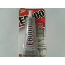 Cola E6000 59,1 Ml Chupetas, Chinelos, Chatons, Artesanato