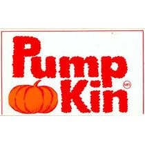 Adesivo Surf Skate Pumpkin - Anos 80 - 14,5 X 9 Raríssimo