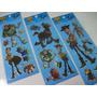 Toy Story Adesivo Stickers C/ 12 Cartelas