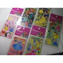 Princesas Adesivo Stickers C/ 12 Cartelas