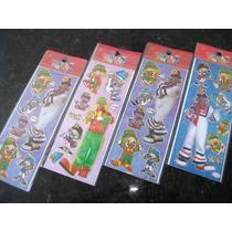 Patati Patata Kit Adesivo Stickers C/ 12 Cartelas