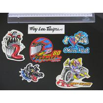 Adesivo Troy Lee Motocross Moto Motociclismo Cross