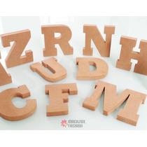 Alfabeto Completo - 26 Letras Em Mdf - Decoração - Festa