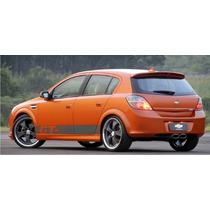 Kit Adesivo Carro Chevrolet Vectra Gt-x / Gt / Sedan - Único