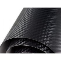 Adesivo Fibra De Carbono Moldável Envelopamento 50 X 152 Cm