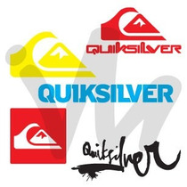 Adesivo Quiksilver Carro Moto Oakley Surf Skate Longboard