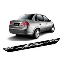 Adesivo Protetor Soleira Tri02 Porta Carro Chevrolet Classic