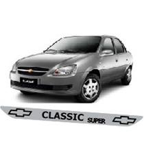 Adesivo Protetor Soleira Typ01 Porta Carro Chevrolet Classic