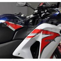 Adesivo Tuning Grafismo Carenagem Moto Honda Cbr 250 R Cb