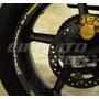 Friso Adesivo Refletivo Roda M01 Moto Triumph Daytona 675