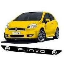 Protetor Soleira D02 Porta Carro Fiat Punto + Frete Grátis