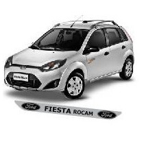 Protetor Soleira M01 Porta Carro Ford Fiesta + Frete Grátis
