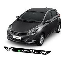 Protetor Soleira M02 Porta Carro Hyundai Hb20 + Frete Grátis