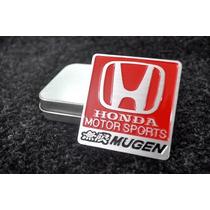 Emblema Honda Mugen Si Civic City Accord Cr-v K20 K16 !!!!