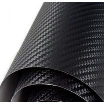 Adesivo Fibra De Carbono Envelopamento Tuning 150 X 152 Cm