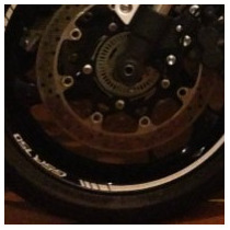 Friso Adesivo Refletivo Roda Moto Rec01 Suzuki Gsr 750 Top