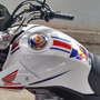 Protetor Tanque Tankpad Faixa Bocal Moto Honda Fan 125 150