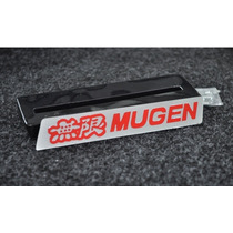 Emblema Honda Mugen Power Civic Crv Vti Si City - Grade !!