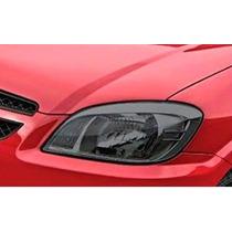 Película Adesivo Fumê P/ Laterna Farol Carro Moto 100x50cm