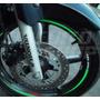 Friso Adesivo Refletivo Rec1 Roda Moto Honda Cbx 250 Twister