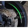 Friso Adesivo Refletivo Roda Moto Rec01 Kawasaki Ninja All