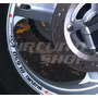 Friso Adesivo Refletivo Roda Moto R01 Suzuki Dl Vstrom Todas