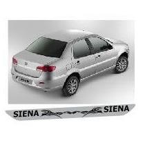 Protetor Soleira T01 Porta Carro Fiat Siena + Frete Grátis