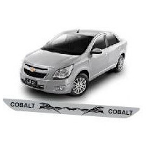 Protetor Soleira T01 Porta Carro Chevrolet Cobalt Frete Free
