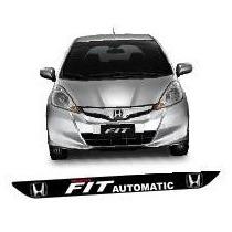 Protetor Soleira M02 Porta Carro Honda Fit + Frete Grátis
