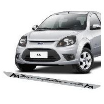 Protetor Soleira Tuning T01 Porta Carro Ford Ka Frete Grátis