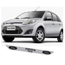 Protetor Soleira D01 Porta Carro Ford Fiesta + Frete Grátis