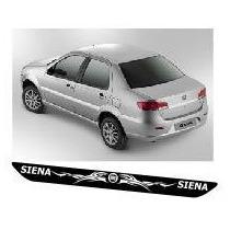 Protetor Soleira T02 Porta Carro Fiat Siena + Frete Grátis
