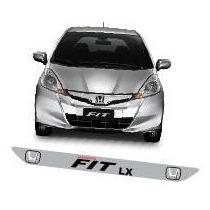 Protetor Soleira M01 Porta Carro Honda Fit + Frete Grátis