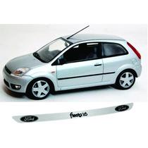 Protetor Soleira Adesivo 2 Portas Carro Ford Fiesta